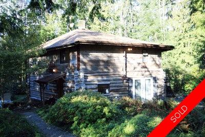 Sooke French Beach House on Acreage for sale:  4 bedroom, 2,080 sq.ft. (Listed 2011-02-15)