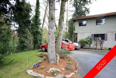 Sooke Near Victoria BC Semi-detached Townhouse for sale: Harbour Manor 3 bedroom 2,187 sq.ft.