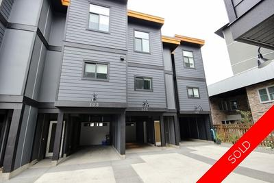 Luxury Victoria BC Townhouse For Sale - Langford - 679 Wagar Avenue - 3 beds, 3 baths