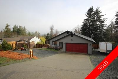 Gorgeous Rancher with walk-out basement and suite for sale in Sooke - 1/3 acre, updated! Sooke Real Estate with Tim Ayres Royal LePage