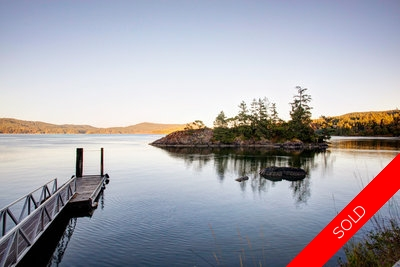East Sooke Waterfront Home for sale:  3 bedroom 2,825 sq.ft. (Listed 2013-06-10)
