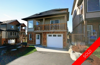 Gorgeous, Brand-new home for sale in Sooke - Just $299,900