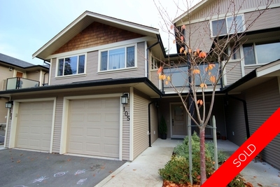 For Sale in Sooke: The Maples Townhouse - 105 - 1919 Maple Ave - Tim Ayres Sooke Real Estate