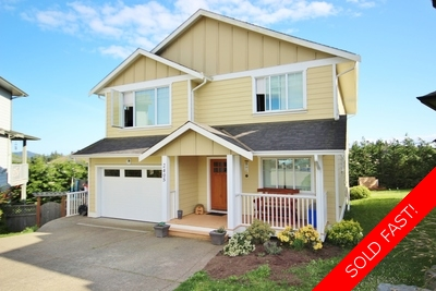 5 Bedroom House With Suite For Sale In Sooke - 2010 Built - 2300 sq ft - Tim Ayres Royal LePage
