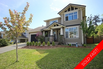 Spectacular Family Home in Sunriver Estates, Sooke - 2630 sqft; 5 beds, 4 baths. - Tim Ayres Royal LePage