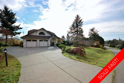 $675,000 - Gorgeous House with Views For Sale in Saseenos, Sooke - Tim Ayres Royal LePage