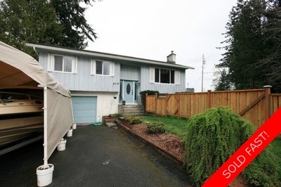 Sooke House for sale: Broomhill 4 bedroom home 1,709 sq.ft. $389,900 (Listed 2010-04-03)