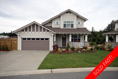 Sooke House With Suite for sale: Sun River Estates 5 Bed 4 Bath 3,862 sq.ft. (Listed 2010-05-25)