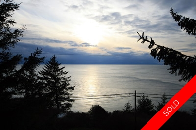 2 WATER VIEW Homes on nearly 3 acres near Sooke, just $474,900!