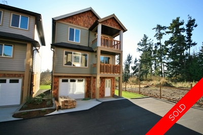 $299,000! Affordable New Family Home For Sale in Sooke - 3 bedrooms, bonus room, 2000 sqft$