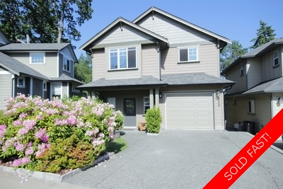 Large family home in Langford - 3 Bedrooms, 4 bathrooms, 2556 sq ft. $427,500!