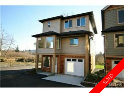 Awesome starter home for sale in Sooke - Brand new, 2000 sq ft 3 bed 3 bath. Affordable prices!