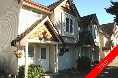 Langford Proper Townhouse for sale:  3 bedroom 1,282 sq.ft. (Listed 2007-07-31)