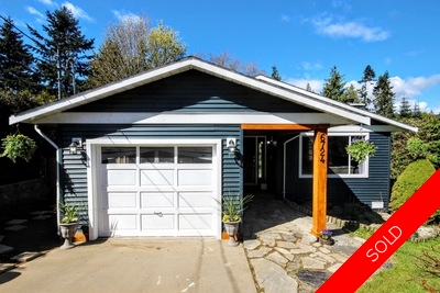 Gorgeous 3 Bedroom 2 Bathroom Rancher For Sale In Sooke - 6724 Rojean Drive