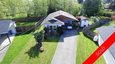 3 Bedroom Rancher on Nearly a Quarter Acre For Sale In Sooke - Near Whiffin Spit! $394,900