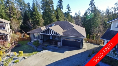 Sooke, Near Victoria House with Suite for sale: Sunriver Estates 4 bedroom 3,600 sq.ft. (Listed 2018-02-16)
