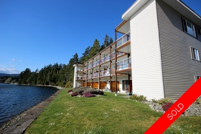 Sk Billings Spit Condo for sale:  1 bedroom 580 sq.ft. (Listed 2018-04-09)