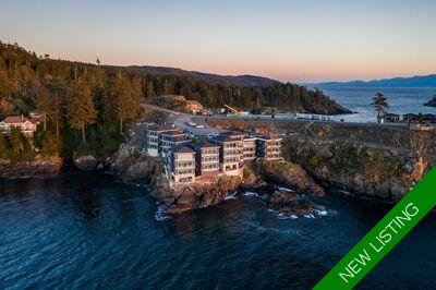 Sooke Point Ocean Cottage for Sale - 1 bedroom 1 bathroom waterfront luxury condo in Sooke for sale - Tim Ayres Royal LePage Coast Capital Realty