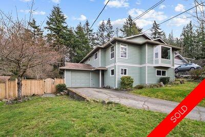 Single Family Home for Sale in Sooke - $724,900 - 3 bedrooms 2 bathrooms, .23 acre Lot - Updated, Move-In Ready!